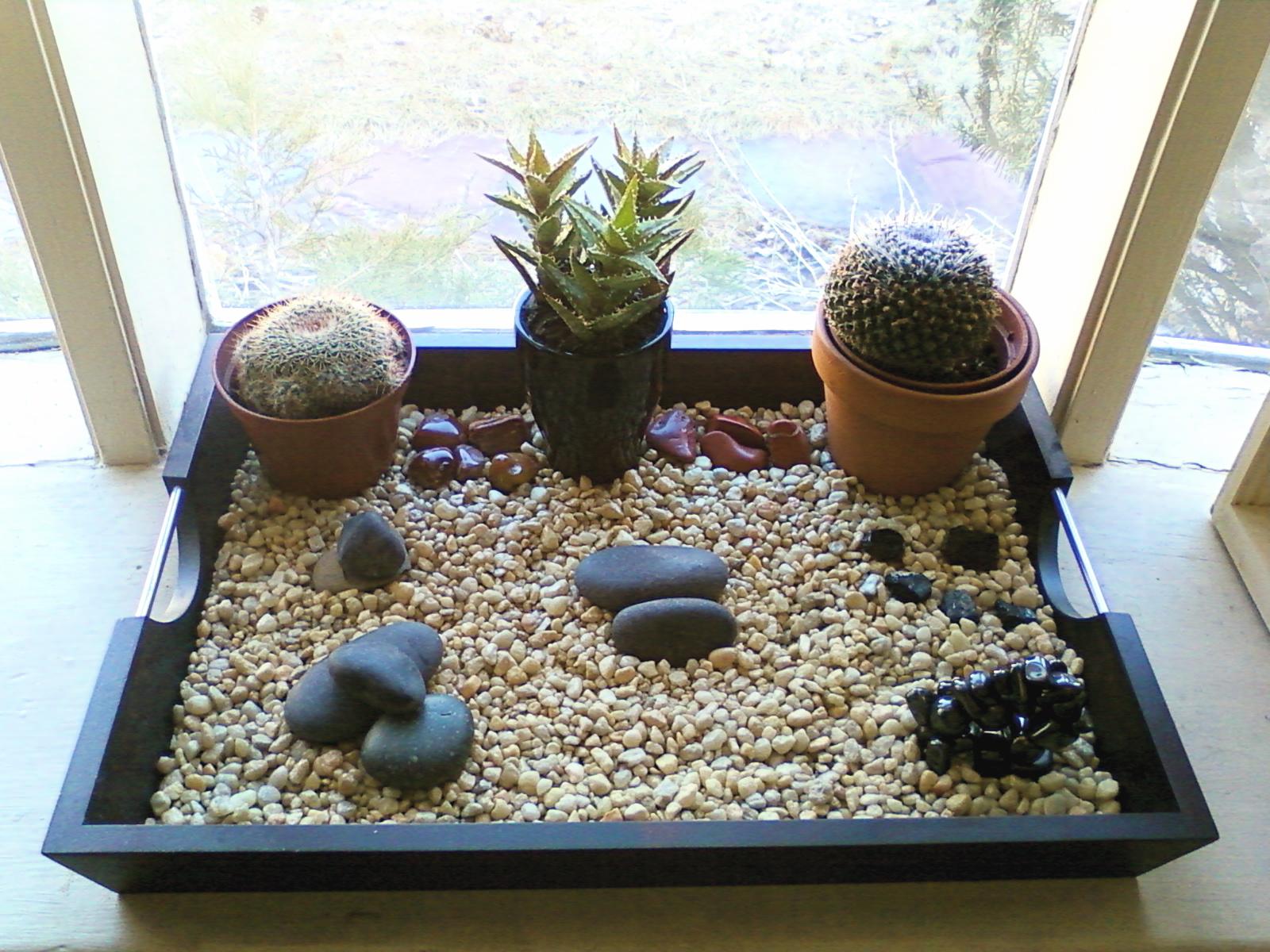 Zen the thoughtful theist for Jardin zen miniature