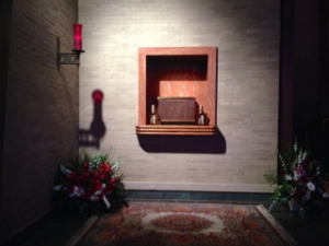 The Tabernacle at Our Church